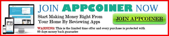 join appcoiner