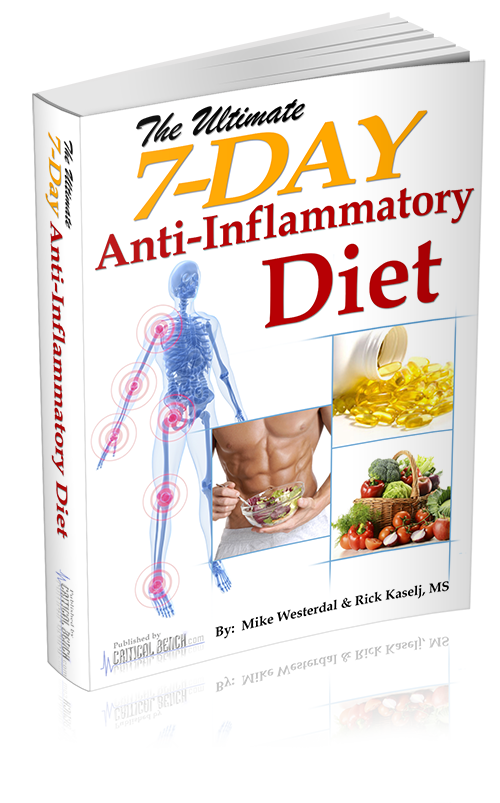 The 7-Day Anti-Inflammatory Diet