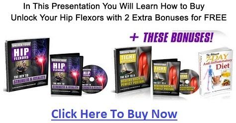 buy unlock your hip flexors program