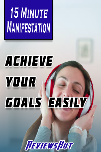 15 Minute Manifestation Success
