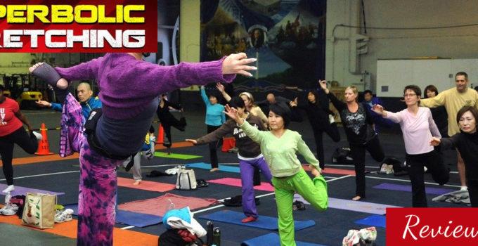 Hyperbolic Stretching Banner